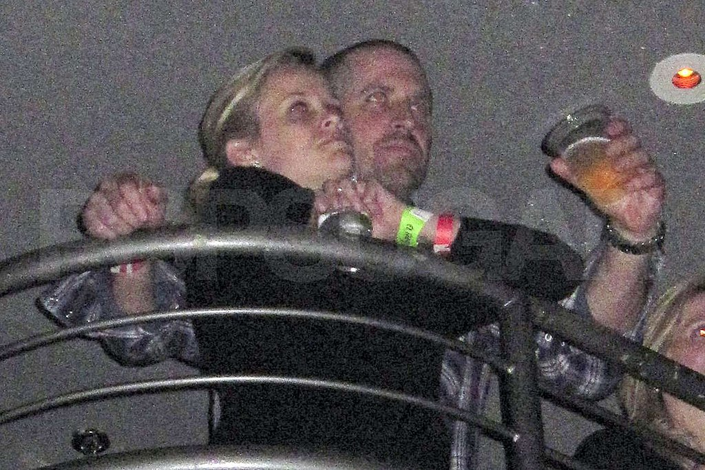 Reese Witherspoon and Jim Toth Take In a Rock Show Together
