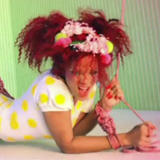 "Rihanna's ""S & M"" Music Video 2011-02-01 10:20:30"