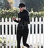 Pictures of Reese Witherspoon Jogging in Santa Monica