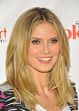 Heidi Klum Wears Heels to Play Games Ahead of Her TV Premiere