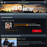 Grey's Anatomy Companion iPad App