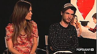 Video of Tom Sturridge Talking About Kristen Stewart in On The Road 2011-02-02 04:15:00