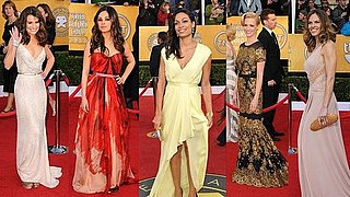 Best Dressed at the 2011 SAG Awards!