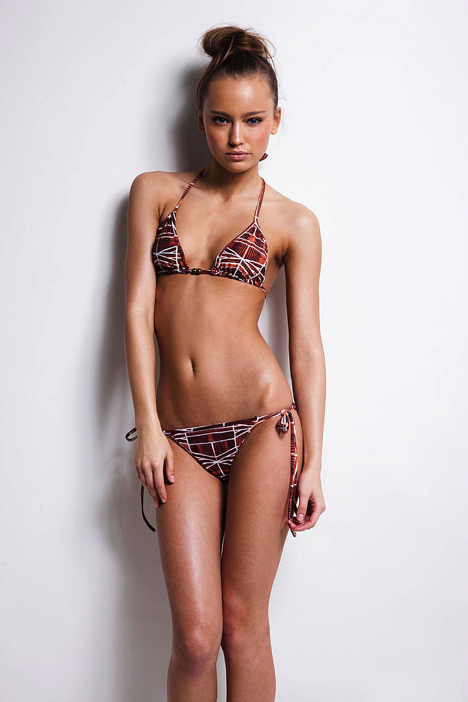 First Look — Mara Hoffman's African-Inspired Spring 2011 Swim Lookbook