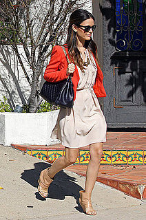 Pictures of Rachel Bilson Leaving House on Trip 2011-02-03 02:04:00