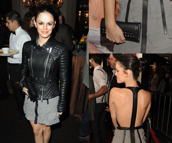 See All the Fabulous Angles of Rachel Bilson at Her Movie Premiere!