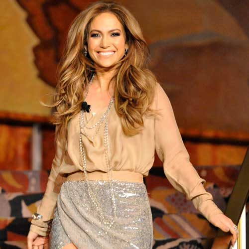 Jennifer Lopez as Global Ambassador For Gillette Venus