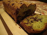 Choclate Avocado Banana Bread