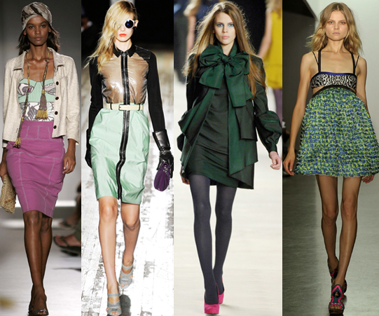 We did some amazing runway retrospectives on Proenza Schouler and Diane Von Furstenberg. More to come!