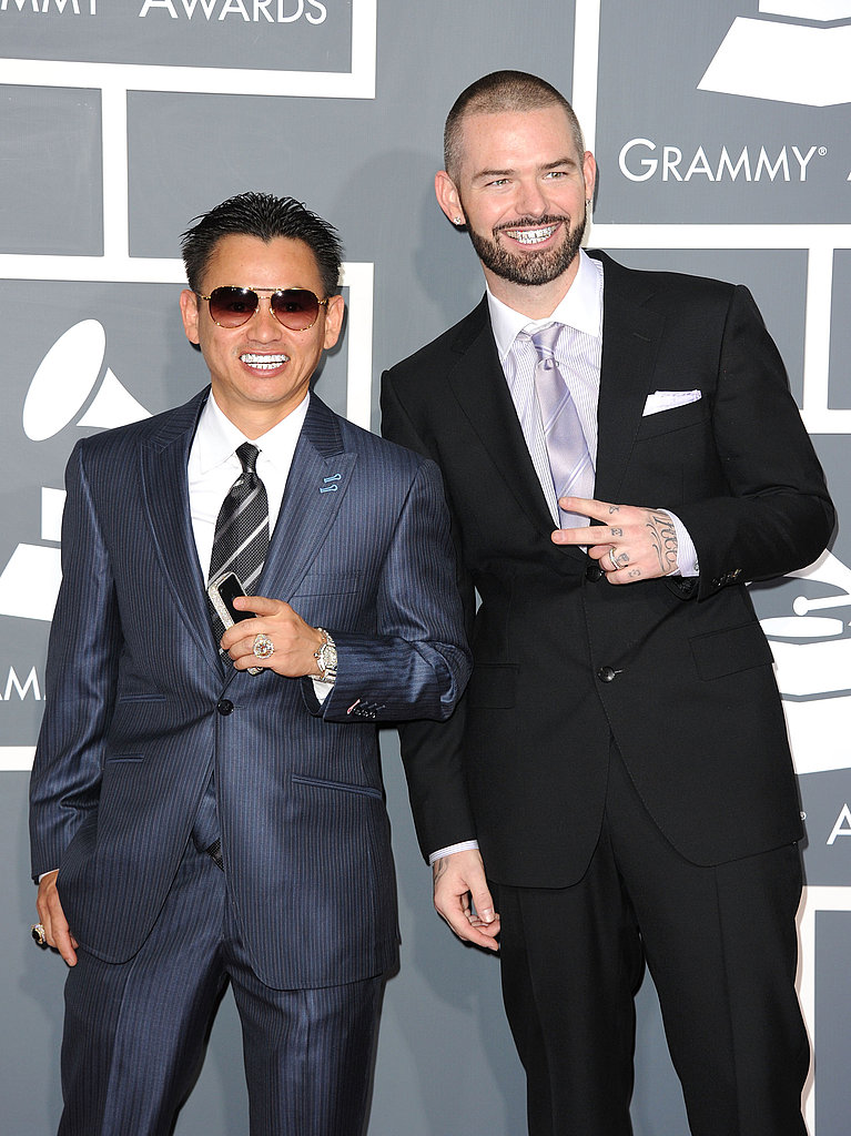 Johnny Dang and Paul Wall