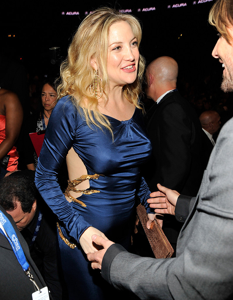 Pregnant Kate Hudson at the Grammys!