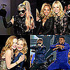 Pictures of Gwyneth Paltrow, Katy Perry, Justin Bieber, Usher, Eminem, and Rihanna at the 2011 Grammy Awards 2011-02-14 00:50:21
