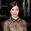 Photos of Hailee Steinfeld at the 2011 BAFTA Awards in Miu Miu 2011-02-13 10:48:57