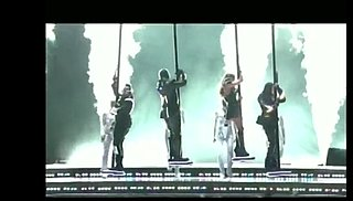 2011 Super Bowl Halftime Show Video Featuring the Black Eyed Peas and Usher