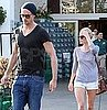 Pictures of Kate Bosworth and Alexander Skarsgard Together at the Grocery Store
