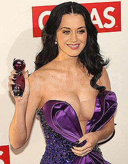 Pictures of Katy Perry Promoting Her Fragrance in Mexico