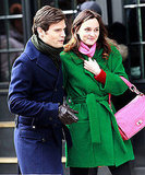 Box Office Champ Leighton Has Her Prince Back For a Morning of Gossip