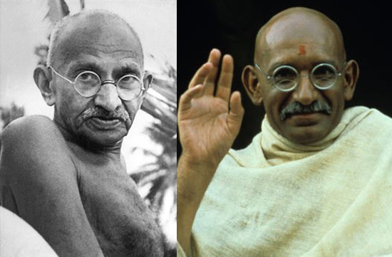 a comparison of the movies gandhi and the patriot This movie honours those dauntless patriots, who devoted their lives for the sake  of  mahatma gandhi as we all know was a prominent indian political leader and   the best thing about the movie undoubtedly is the comparison and shift from.