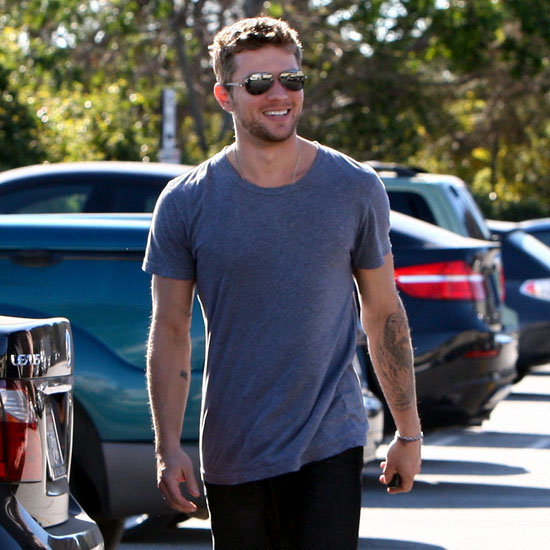 Pictures of Ryan Phillippe Shopping at Zadig and Voltaire in LA
