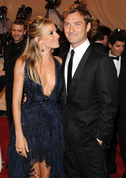 Jude Law and Sienna Miller Split Up Again