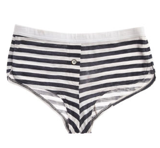 Nautical-Chic Skivvies