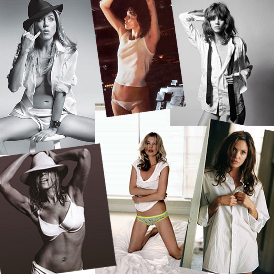 Valentine's Day Lingerie Guide: The Sexy Tomboy