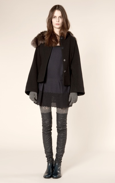 Vanessa Bruno Looked at Spirits of Revolutionists Past For Her Pre-Fall 2011 Collection