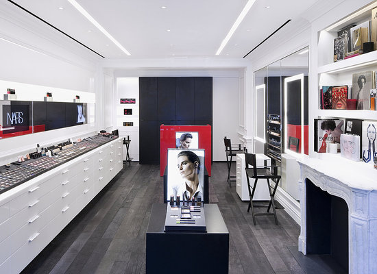 Check Out the New Nars Boutique: