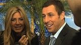 Video of Jennifer Aniston, Adam Sandler, Brooklyn Decker, and Nicole Kidman at the NYC Premiere of Just Go With It