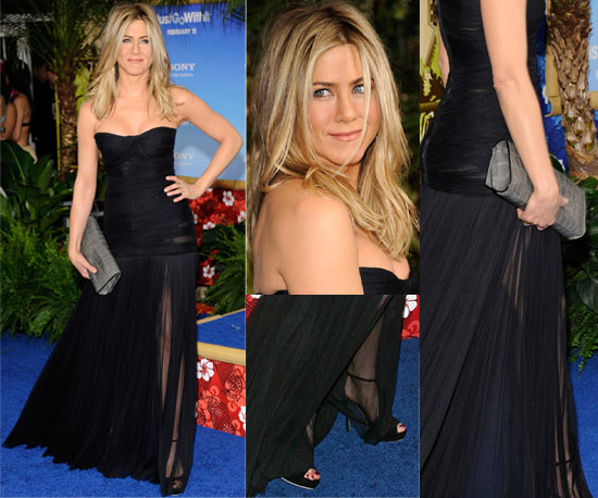 Catch a Very Sexy Jennifer Aniston From All Angles