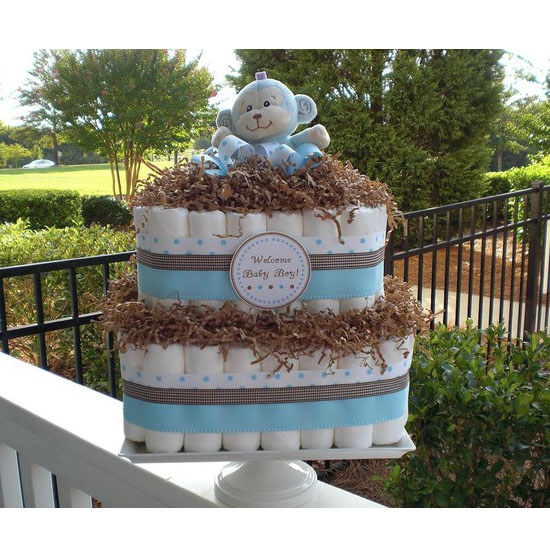 10 Diaper Cakes to Buy Rather Than Craft