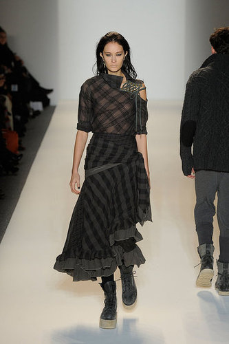 Fall 2011 New York Fashion Week: Nicholas K