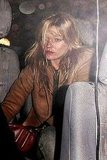 Kate Moss Lunches With Lily and Stella Then Hits the Club
