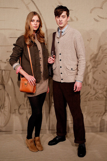 2011 Fall New York Fashion Week: Steven Alan