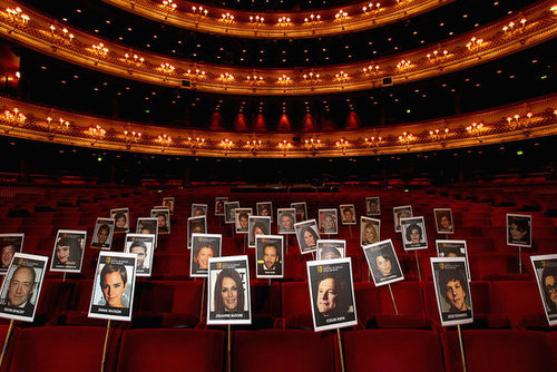 Pictures of BAFTAs 2011 Seating Plan Including Emma Watson and Colin Firth: What Are You Most Excited About?