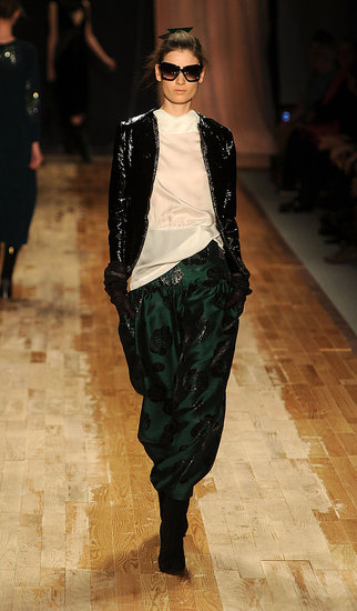 Cynthia Rowley Fall 2011