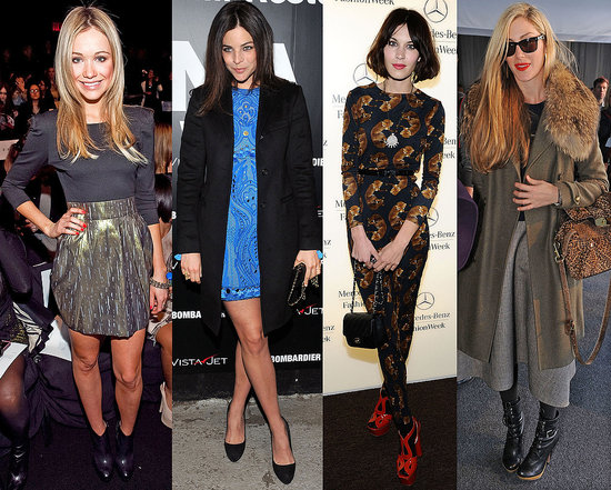 Fab's Top 10 Celebrity Looks of the Week — NYFW Edition!