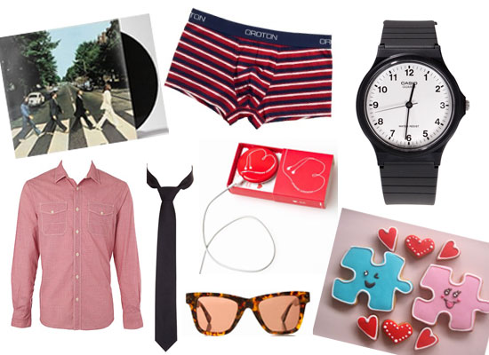 Online valentine 39 s gift guide for men what to buy your for What to get guys on valentines day