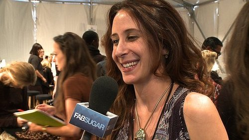 Mara Hoffman Interview at New York Fashion Week 2011