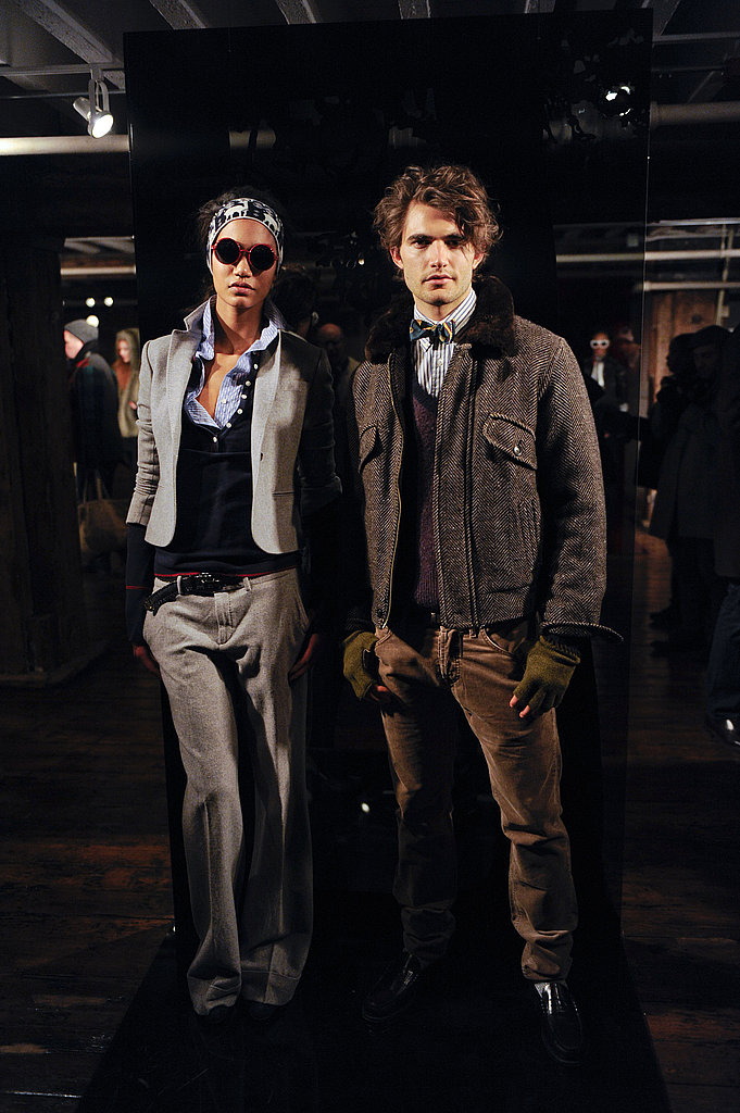 GANT by Michael Bastian Fall 2011