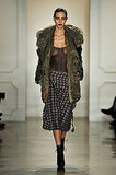 Altuzarra Channels Kate Moss in Her '90s Johnny Depp Years for Fall 2011