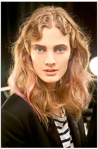 Prabal Gurung Fall 2011 Hair Report