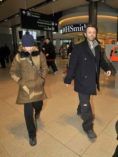 Rachel McAdams and Michael Sheen Take Their Romance to Ireland!