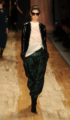 Pictures Fall 2011 New York Fashion Week: Cynthia Rowley