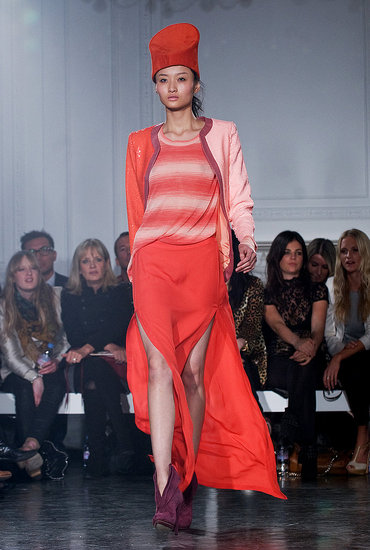 Fall 2011 London Fashion Week: Sass &amp; Bide