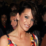Sarah Harding Dyes Her Hair Brown