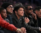 Justin, Beyoncé, Jay-Z and More Attend an NBA All-Star Game
