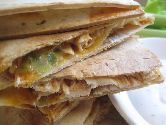 One word: quesadillas!