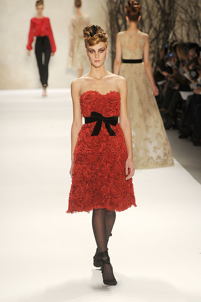2011 Fall New York Fashion Week: Monique Lhuillier