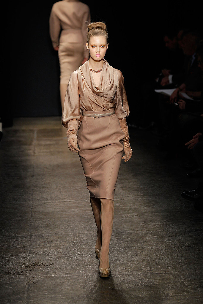 2011 New York Fall Fashion Week: Donna Karan